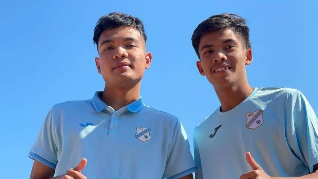 Brylian Aldama & David Maulana Dipinjamkan ke Klub Divisi 3 Kroasia
