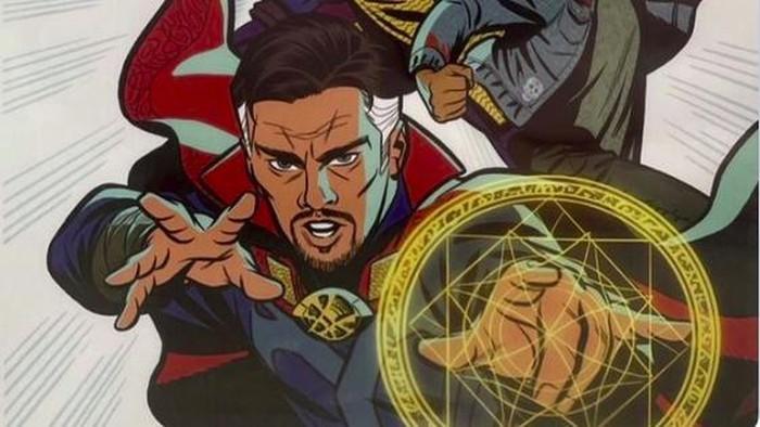 Karakter America Chaves di sekuel Doctor Strange