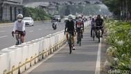 Jalur Sepeda Sudriman-Thamrin akan Dibongkar Meski Habiskan Rp 28 M
