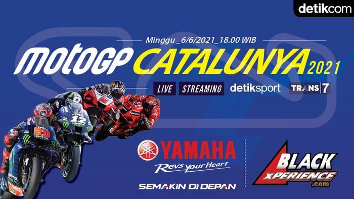 MotoGP Catalunya dalam infografis.