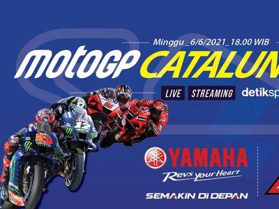 MotoGP Catalunya 2021: Siapa Bisa Adang Quartararo?