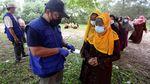 Vaksinasi hingga Pendataan Pengungsi Rohingya di Aceh