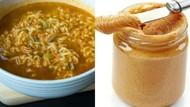 Tambahan Selai Kacang Bikin Ramyeon Makin Gurih Creamy!