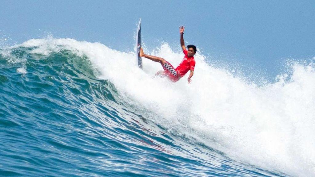 Indonesia Tambah Wakil Olimpiade dari Cabor Surfing