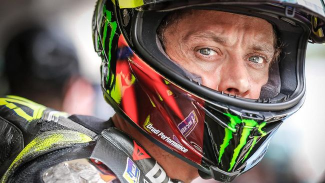 MotoGP Jerman: Menuju Penentu Nasib Masa Depan Rossi, Lanjut atau Pensiun?