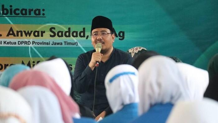 Wakil Ketua DPRD Jatim Dicurhati Ibu-ibu Tingginya Pernikahan Dini di Bondowoso