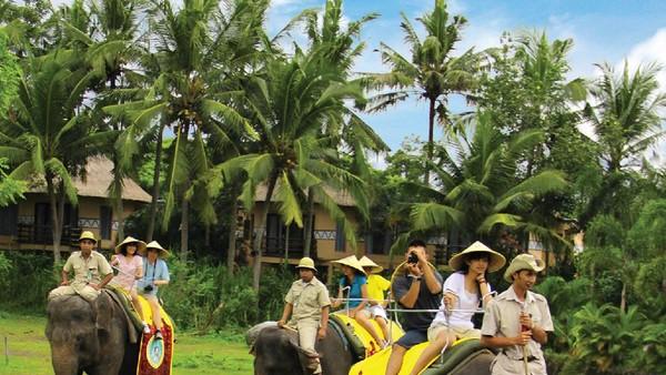 Bali Safari Marine Park bisa dikunjungi oleh para pemilik zodiak Aquarius yang punya jiwa friendly. Ada lebih dari 100 spesies hewan, di antarabta komodo, burung jalak Bali dan Orangutan. (Bali Safari Park)