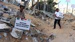 Bantuan Kemanusiaan untuk Palestina Terus Mengalir