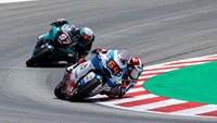 Kiprah Tim Indonesia di MotoGP Emilia Romagna 2021