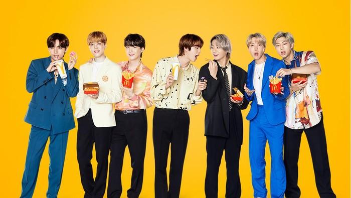 BTS Meal Indonesia akan rilis tanggal 9 Juni 2021. Berikut fakta dan cara membelinya.