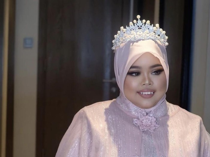 Foto Rahmawati Kekeyi Putri Cantikka atau lebih dikenal sebagai Kekeyi.