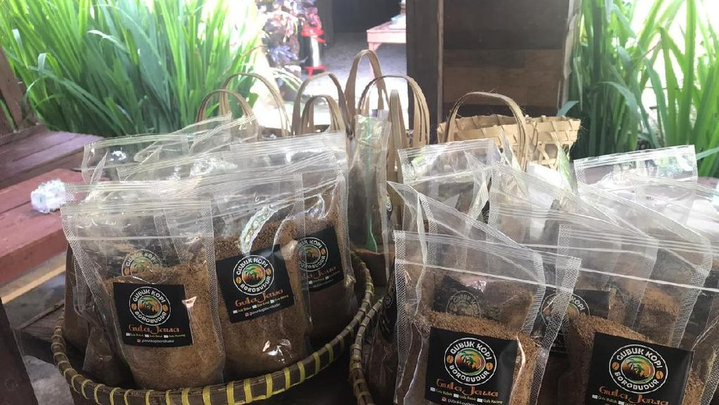 Beda dari Gula Aren, Ini Proses Pembuatan Gula Jawa Khas Magelang