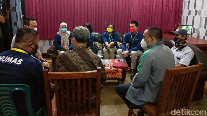 Pihak kepolisian sudah melakukan mediasi antara pihak rumah sakit dan pihak keluarga Supo. Hasilnya, masalah tersebut diselesaikan secara kekeluargaan dan berakhir damai.