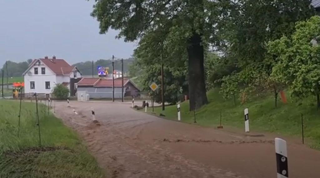 Jerman Dilanda Banjir, Satu Orang Dilaporkan Tewas