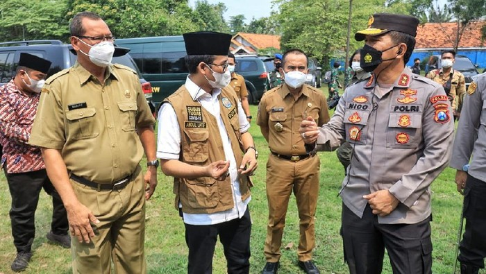 Kapolda Jatim Blusukan ke Bangkalan bertemu bupati dan forkopimda