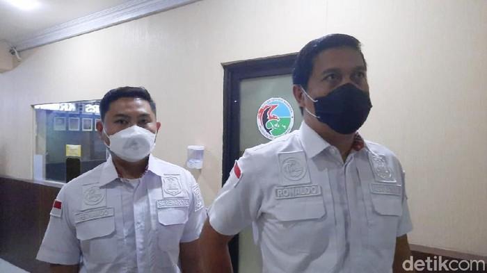 Kasat Narkoba Polres Metro Jakarta Barat AKBP Ronaldo Maradona Siregar (Karin/detikcom)