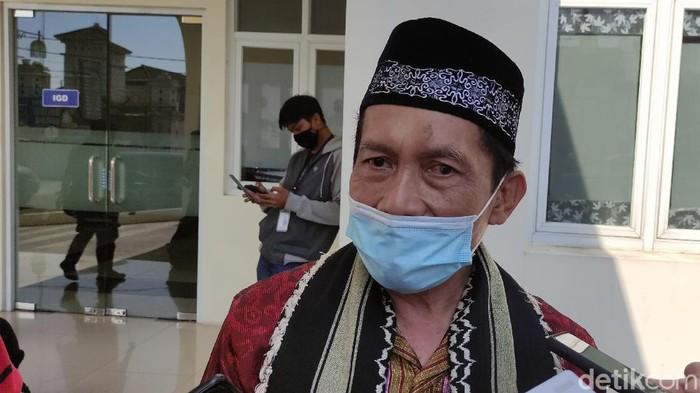 Ketua MUI Cianjur Abdul Rauf