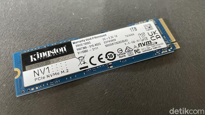 Kingston SSD NVMe PCIe NV1