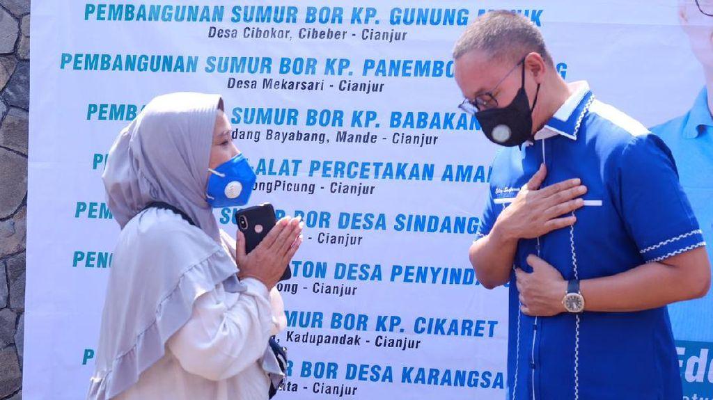 Air Bersih untuk Warga Cianjur