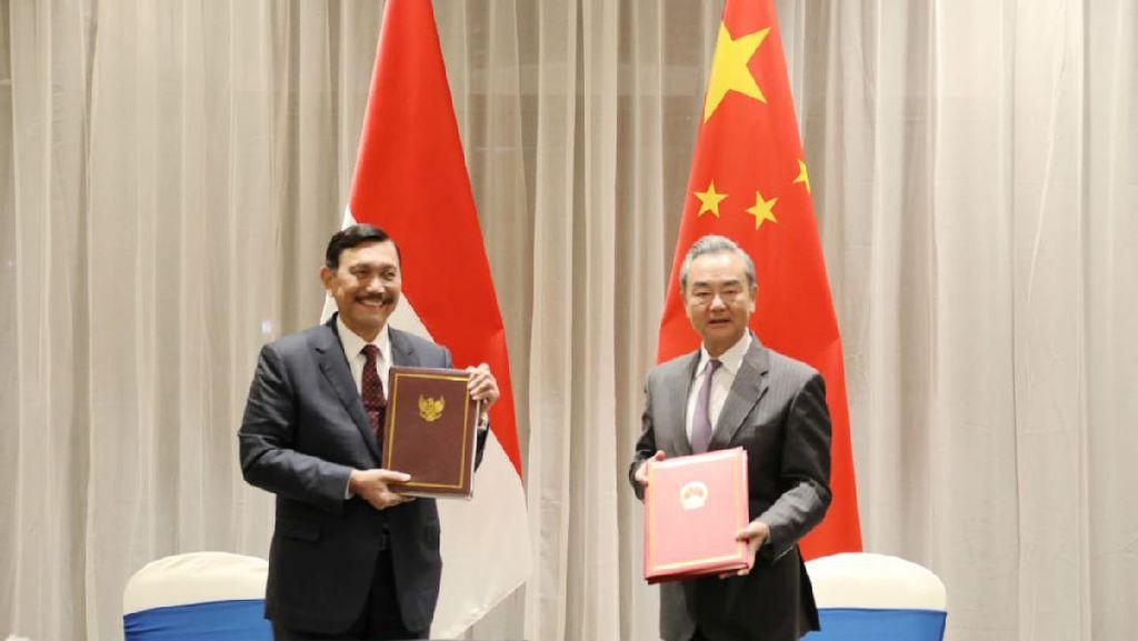 Luhut Berhasil Lobi China, Ini 5 Kesepakatan RI-China