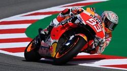 MotoGP Belanda: Marquez Ragu Bisa Setangguh di Sachsenring