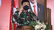 Bukan Vaksin Ketiga, Panglima TNI Ternyata Dapat Booster Scretome