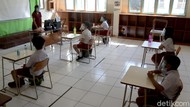 4 Sekolah di DKI Tunda Uji Coba Belajar Tatap Muka