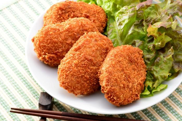 Resep Kroket Jepang ala Restoran