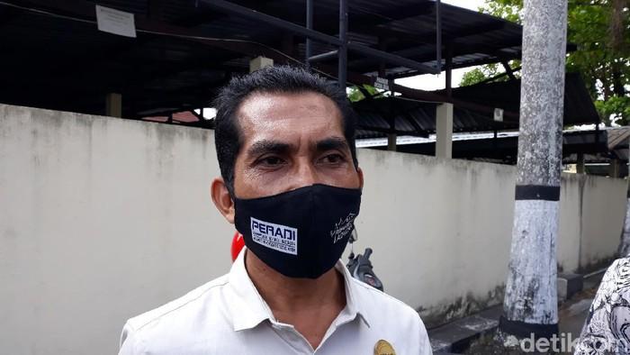 Salah satu tim kuasa hukum Nani takjil sianida, Anwar Ary Widodo
