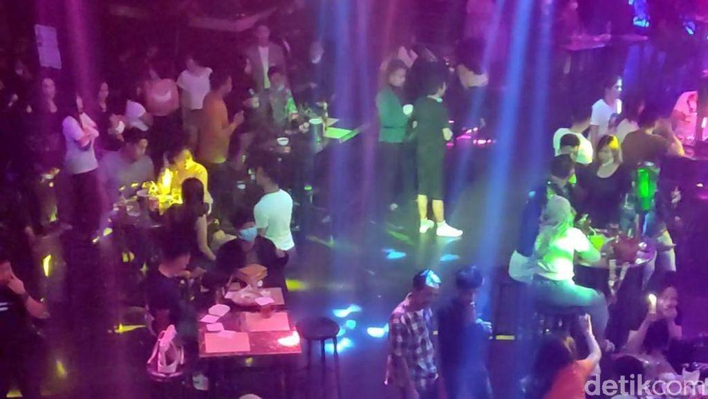 Pemkot Makassar Tutup THM DLiquid karena Langgar Aturan PPKM