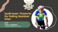 Sudirman-Thamrin, Lintasan Favorit Pesepeda Road Bike