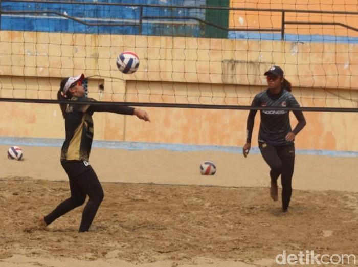 Tim Bola Voli Pantai Jatim