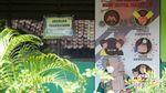 Ujian Penilaian Akhir Sekolah Tatap Muka SD di Bekasi
