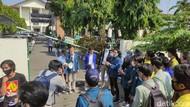 Tok! 4 Mahasiwa Semarang Divonis Hukuman Percobaan Terkait Demo Ricuh