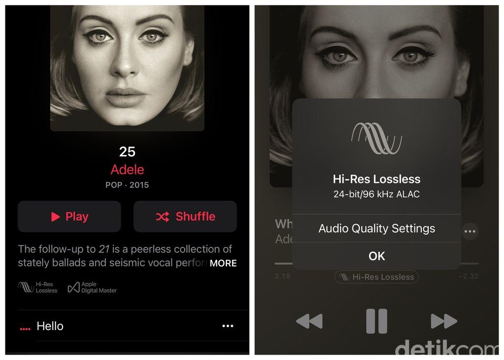 Apple Music Lossless