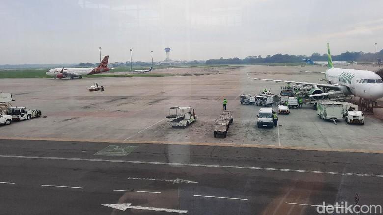 Kualanamu, Bandara Terbesar Ke-3 di Indonesia yang Dikelilingi Sawit