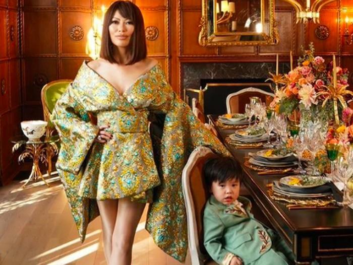 Crazy Rich Asian Christine Chiu