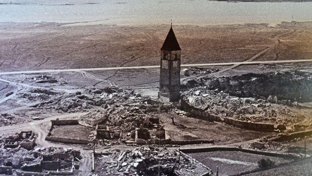Mirip Atlantis yang Hilang, Desa Ini Muncul Lagi Setelah 70 Tahun
