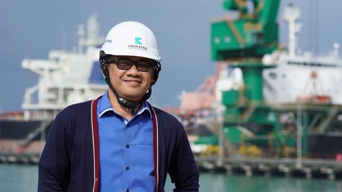 PT Krakatau Bandar Samudera sebagai operator Pelabuhan Cigading di Cilegon, Banten telah menyelesaikan dua dermaga baru yaitu dermaga 7.1 dan 7.2 dengan kapasitas 3,5 juta ton, sehingga total kapasitas bongkar muat Pelabuhan Cigading menjadi 25 juta ton per tahun, hal tersebut menjadikan Pelabuhan Cigading sebagai pelabuhan curah kering terbesar di Indonesia.