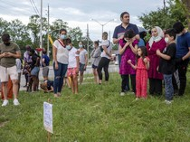 Dukung Keluarga Muslim yang Dibunuh, Ribuan Warga Kanada Turun ke Jalan