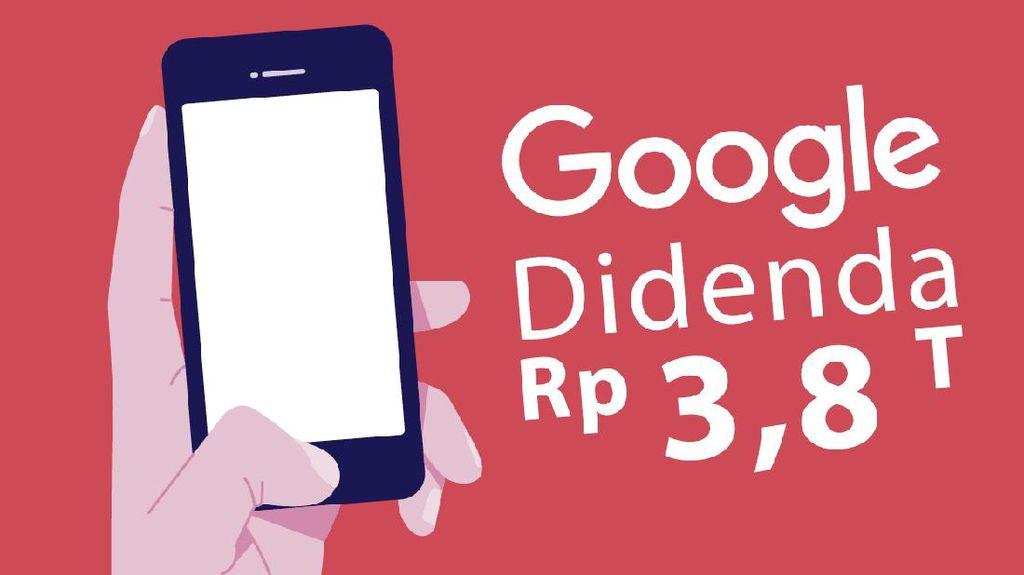 Google Didenda Rp 3,8 T