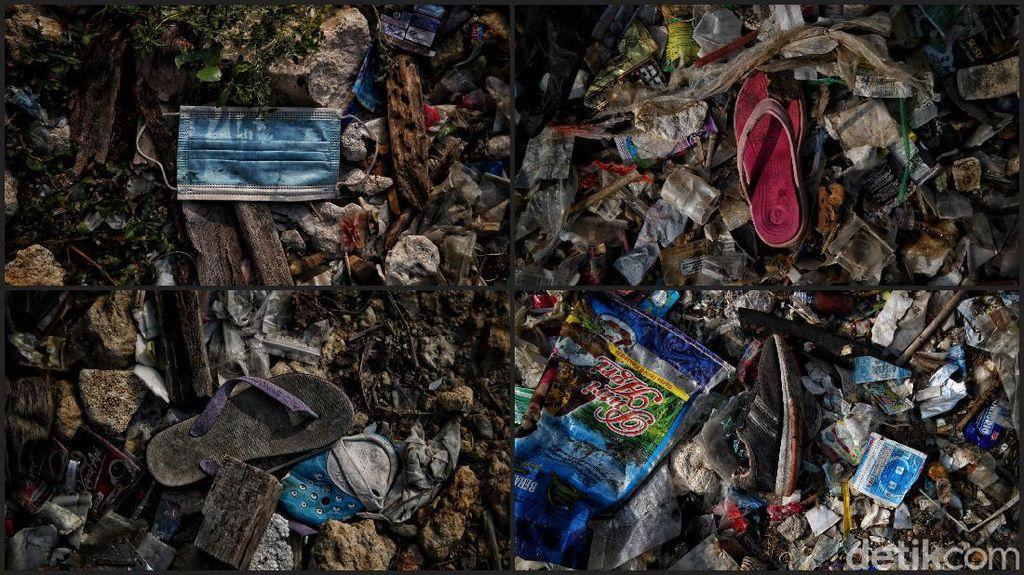 Nestapa Sampah Plastik di Tengah Hari Laut Sedunia