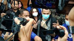 Jerinx SID Ancam Adam Deni Pakai Handphone Nora Alexandra