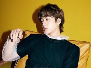 Jin BTS Jadi Aktor Incaran Godfather Korea Selatan di Film Terbaru