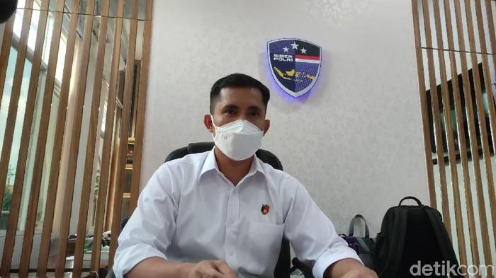 Kasubdit 2 Siber Direktorat Kriminal Khusus Polda Jateng Kompol Victor Ziliwu, Selasa (8/6/2021).