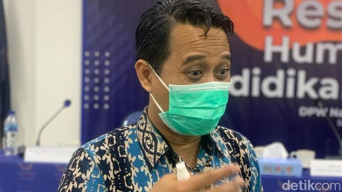 Ketua Umum IDI Dr. Daeng M. Faqih