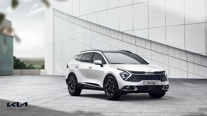 Kia Sportage generasi kelima bakal meluncur secara global pada tahun 2022