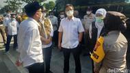 Menkes Cek Tes Swab Massal di Suramadu, Soroti Kasus di Bangkalan