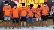 Dua Preman Buron Pengeroyok Anggota TNI AL di Terminal Bungurasih Ditangkap