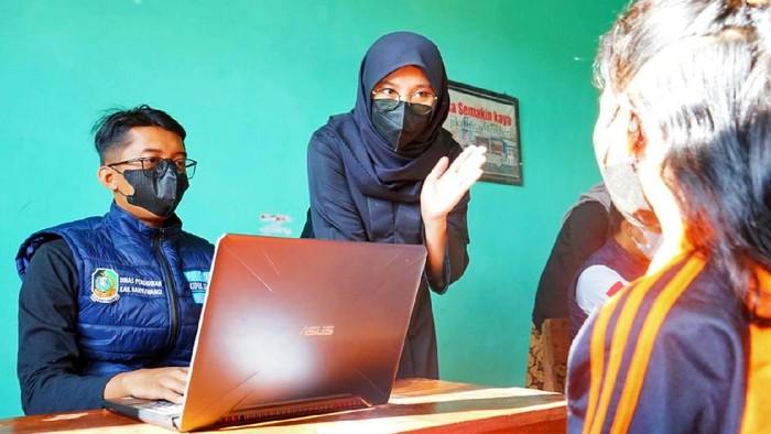 PPDB Dimulai, Jemput Bola Pelajar Kurang Mampu di Banyuwangi Kian Dimasifkan